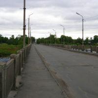 """Беломорск """"заводской"""" мост, Беломорск"""