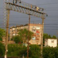 Беломорск Вид на Банковский дом, Беломорск