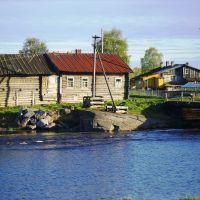 Соркский остров, Беломорск
