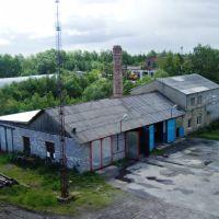 пожарная часть № 61, Беломорск