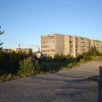 Belomorsk suburb, Беломорск