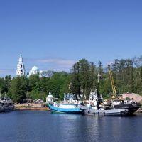 Russia Kareliya Ladoga Valaam, Валаам