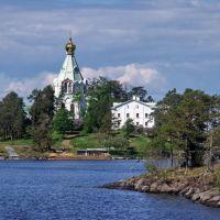 Russia Kareliya Valaam ☦, Валаам