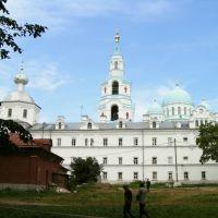 Спасо-Преображенский монастырь, Валаам