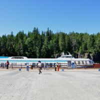Валаам. Ладожское озеро, Монастырская бухта / Valaam. Ladoga Lake, Monastyrskaya bay, Валаам