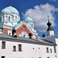 Спасо-Преображенский собор Валаамского монастыря / Spaso-Preobrazhensky Cathedral of Valaam Monastery, Валаам
