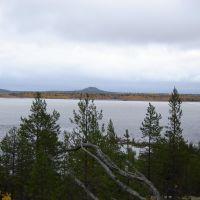 Белое море острова около Колежмы, Вирандозеро
