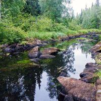 Fairy-Tale for Alionushka... (Olova River) - Сказка для Аленушки... (река Олова), Вирандозеро