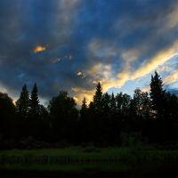 Sunset - Закат, Вирандозеро