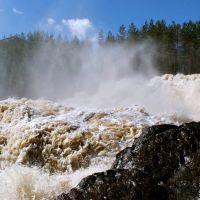 Водопад Гирвас, Гирвас