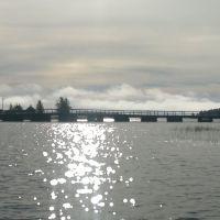 Мост через Идель., Идель