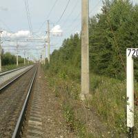 .....скоро станция., Идель