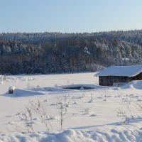 Карелия зимой, Импалахти