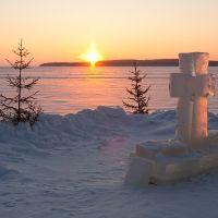 Ice cross, Калевала
