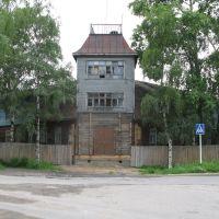 Old building, Калевала