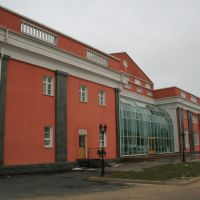 Дворец искусств, Кондопога
