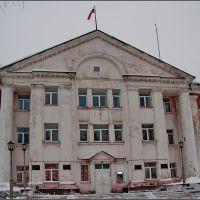 Кондопога. Здание администрации, Кондопога
