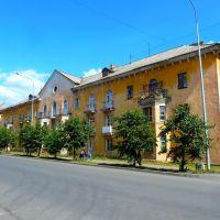 Старое здание, Кондопога