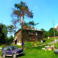 Деревянный дом, Кондопога