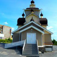 Храм Рождества Пресвятой Богородицы, Кондопога