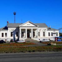 Вокзал, Кондопога