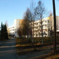 Городская больница, Костомукша