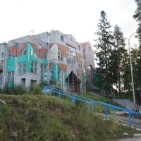 Музыкальная школа, Костомукша