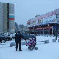 Panorama dnja, Костомукша