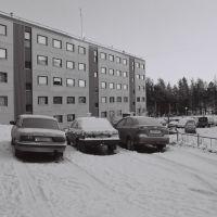 ul. Sovetskaya, Костомукша