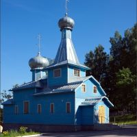 Церковь Илии Пророка, Лахденпохья