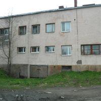 Jaakkiman kunnantalo, Лахденпохья