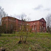 Kareliya - Lahkdenpokhya Kirkko, Лахденпохья