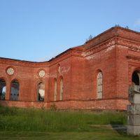 church, Лахденпохья