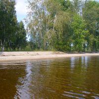 Пляж, Медвежьегорск