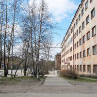 ул. Дзержинского, Медвежьегорск