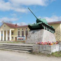 Танк, Медвежьегорск