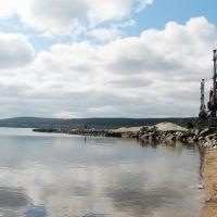 в порту, Медвежьегорск