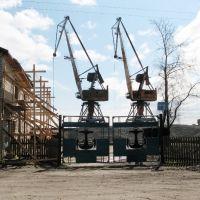 порт, Медвежьегорск