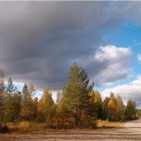 Autumn 2004, Муезерский