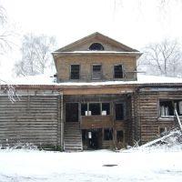 Историческое здание почты. 1806 год., Олонец