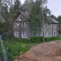 Olonets Aunus, Олонец