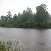 Дождь, Олонец
