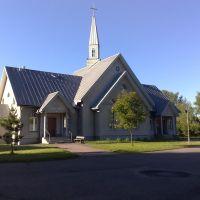 Aunuksen luterilainen kirkko, Олонец
