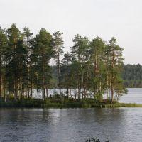 Озеро Сарьмяги, Р. Карелия, Олонец