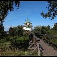 Церковь Смоленской иконы Божией Матери, Олонец