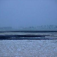 Зимние сумерки, Петрозаводск