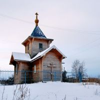 Петрозаводск. Церковь Иоанна Богослова, Петрозаводск