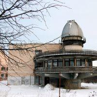 Петрозаводск.  Обсерватория во дворце творчества детей и юношества, Петрозаводск