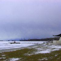 Lake Onega path, Petrozavodsk, Петрозаводск