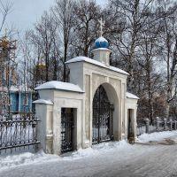 Петрозаводск. Ворота, Петрозаводск